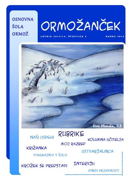 ORMOZACEK